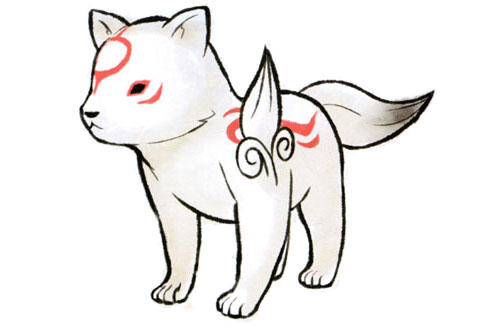 Do Not Disturb Any Further Okamiden Okami Game Coming To Ds